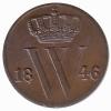 ½ Cent 1846 Unc.