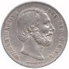 2½ Gulden 1850 Zf.-