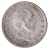 5 Cent 1850 Zf.+