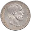 2½ Gulden 1851b Unc