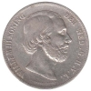 2½ Gulden 1857 Zf.-