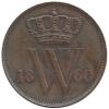 1 Cent 1860 Pr.