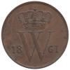 1 Cent 1861 Pr.