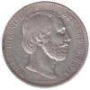 2½ Gulden 1866 Zf.-