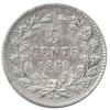 5 Cent 1868 Unc