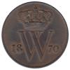 1 Cent 1870 Pr.