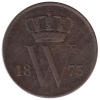 1 Cent 1873 Zf.-