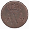1 Cent 1875 Fdc