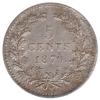 5 Cent 1879 Pr.