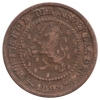 ½ Cent 1898 Fr/Zf.