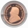 Zuid Afrika ¼ Krugerrand 1999 proof