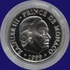 100 Francs 1999.