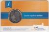 Nederland Coincard 2015 Laatste Gulden