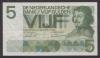 5 Gulden 1966 23-1b Zf.
