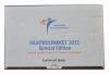 Nederland Muntrolpakket 2011 Special Edition met 2 Euro Erasmus