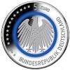 Duitsland 5 euro 2016 D Unc