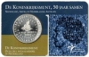 Nederland Coincard 5 euro 2004 II
