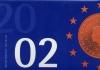 Nederland Fdc set 2002