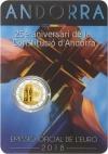 Andorra 2 euro 2018 I