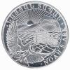 200 Dram 2012 ½ oz Zilver