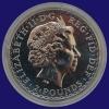 Groot Britannië Britannia 2002 Colored