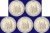 Duitsland 2 euro 2006 serie van 5