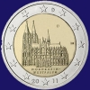 Duitsland 2 euro 2011 los