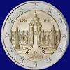 Duitsland 2 euro 2016 I Unc
