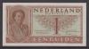 Nederland 25 Cent 1970 misslag
