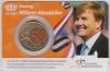 Nederland Coincard 2017 Willem Alexander
