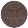 ½ Cent 1846 Zf.-