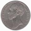 1 Gulden 1845 a Zf.-