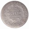 Bolivia 50 Centavos 1900 PTS MM