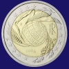 Italië 2 euro 2004