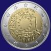 Letland 2 euro 2015 I