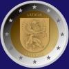 Letland 2 euro 2017 I