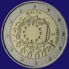 Malta 2 euro 2015 I Unc