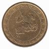 Monaco 10 Cent 2001 Unc