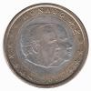 Monaco 1 Euro 2002 Unc