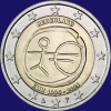 Nederland 2 euro 2009 Unc