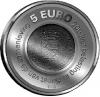 Nederland 5 euro 2006 III Proof