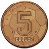 5 Gulden 2000 EK Proof