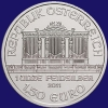 Oostenrijk 1,5 Euro 2011 Wiener Philharmoniker
