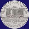 Oostenrijk 1,5 Euro 2012 Wiener Philharmoniker