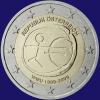 Oostenrijk 2 euro 2009 Unc