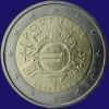 Portugal 2 euro 2012 I Unc