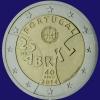 Portugal 2 euro 2014 I Unc