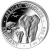 Somalië 100 Shillings 2015