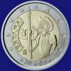 Spanje 2 euro 2005 Unc