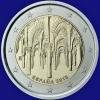 Spanje 2 euro 2010 Unc